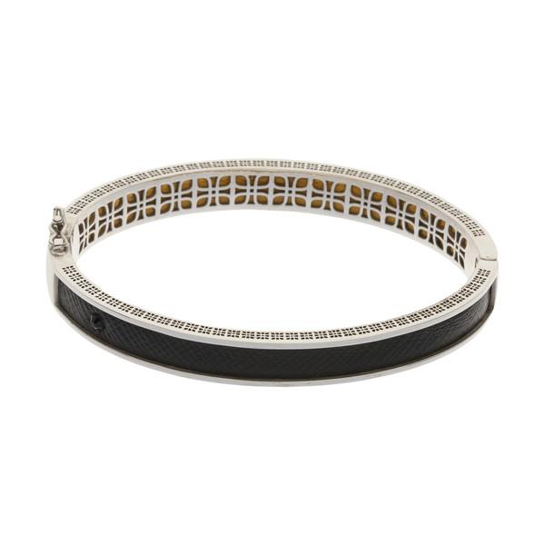 دستبند نقره زنانه درسا مدل 42892