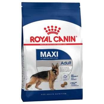 غذا خشک سگ رویال کنین مدل Maxi Adult کد 1060 وزن 15 کیلوگرم