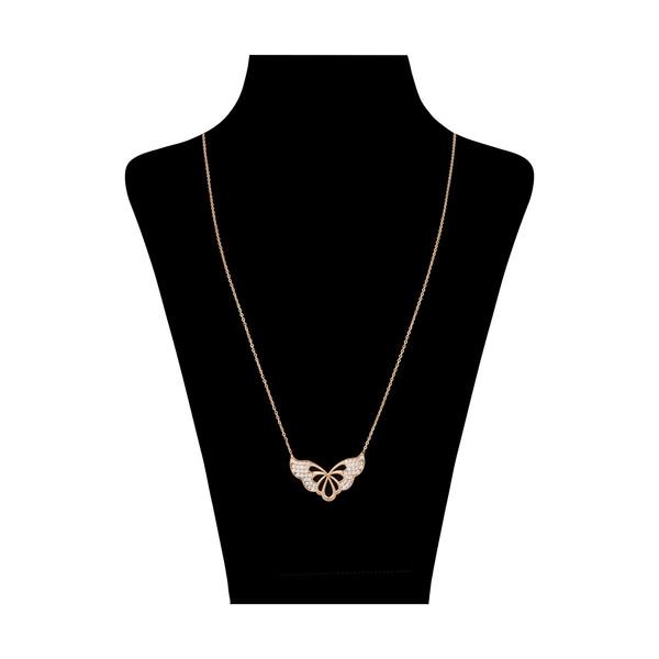 گردنبند طلا 18 عیار زنانه مایا ماهک مدل MM1295