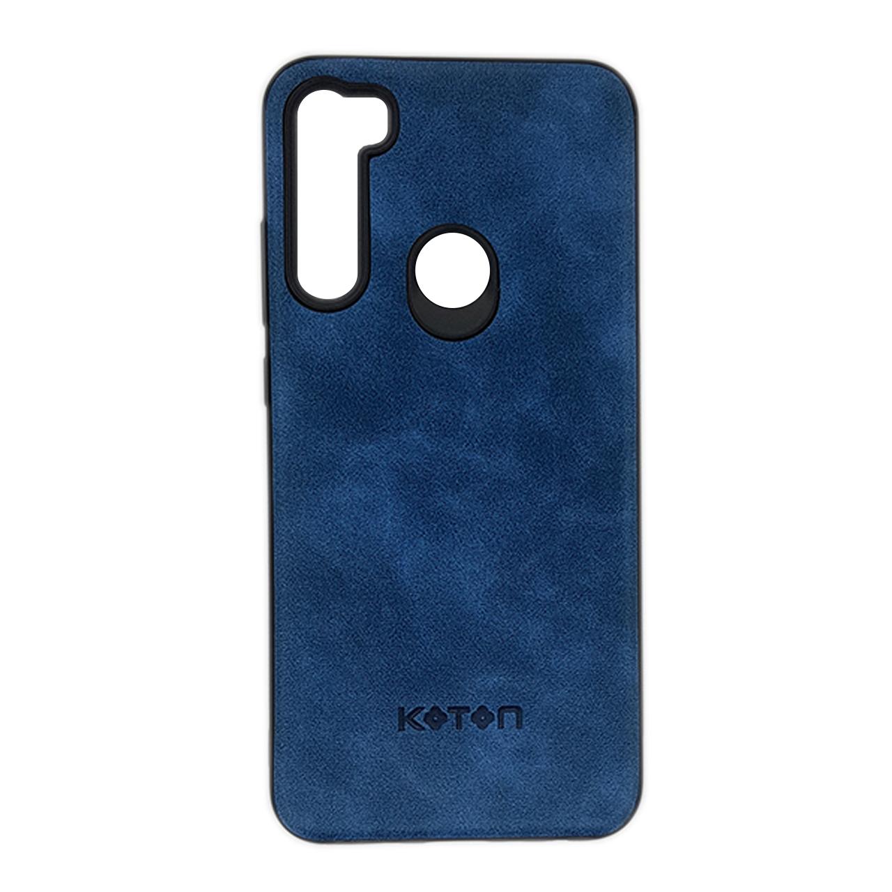کاور  مدل N_K مناسب برای گوشی موبایل شیائومی Redmi Note 8