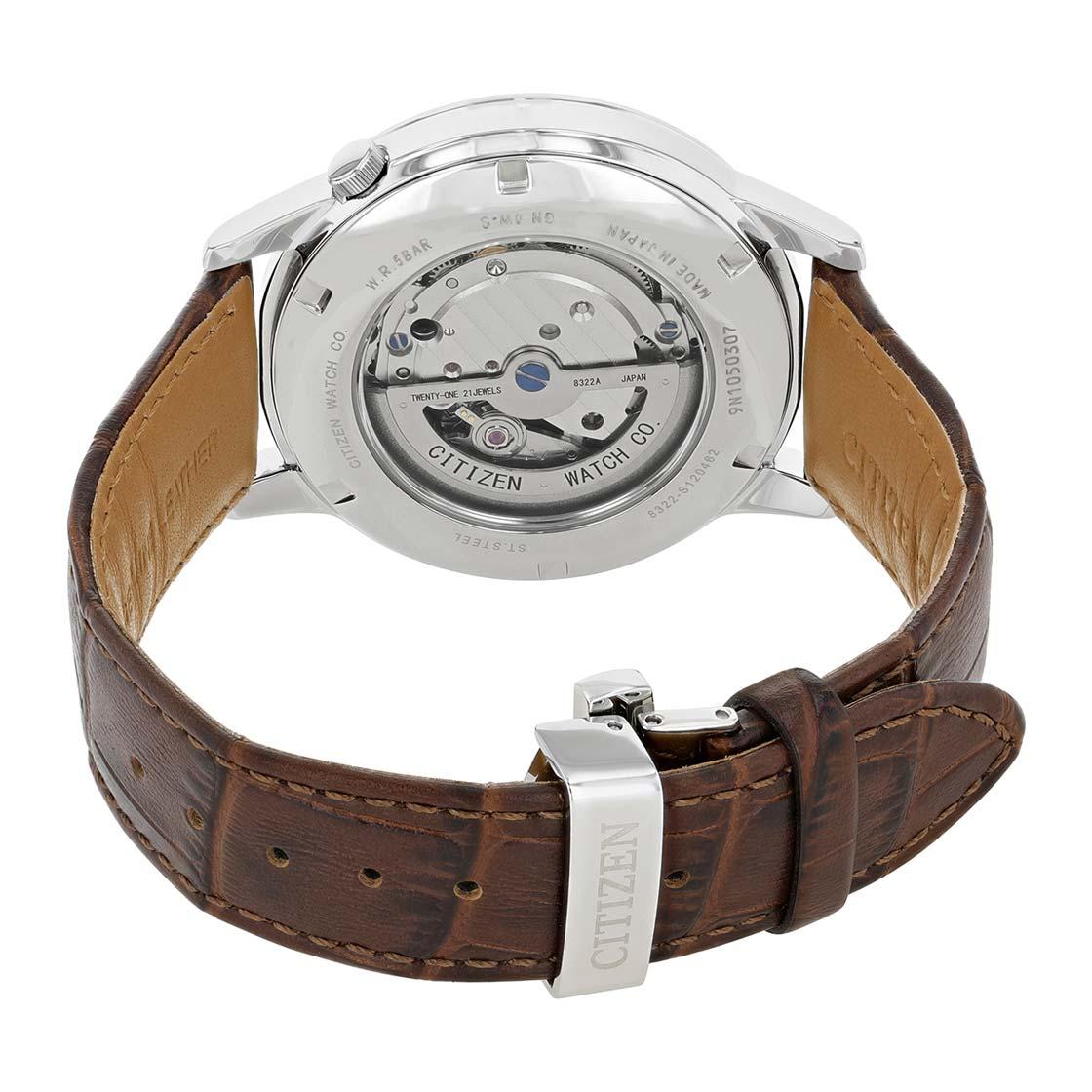 ساعت مچی عقربهای مردانه سیتی زن مدل NK5000-12P
