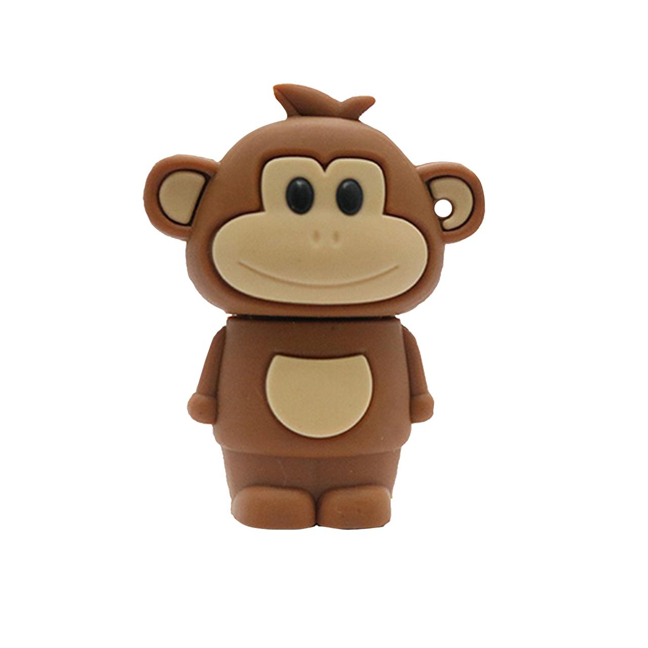 بررسی و {خرید با تخفیف} فلش مموری طرح Monkey مدل DAA1208 ظرفیت 64 گیگابایت اصل