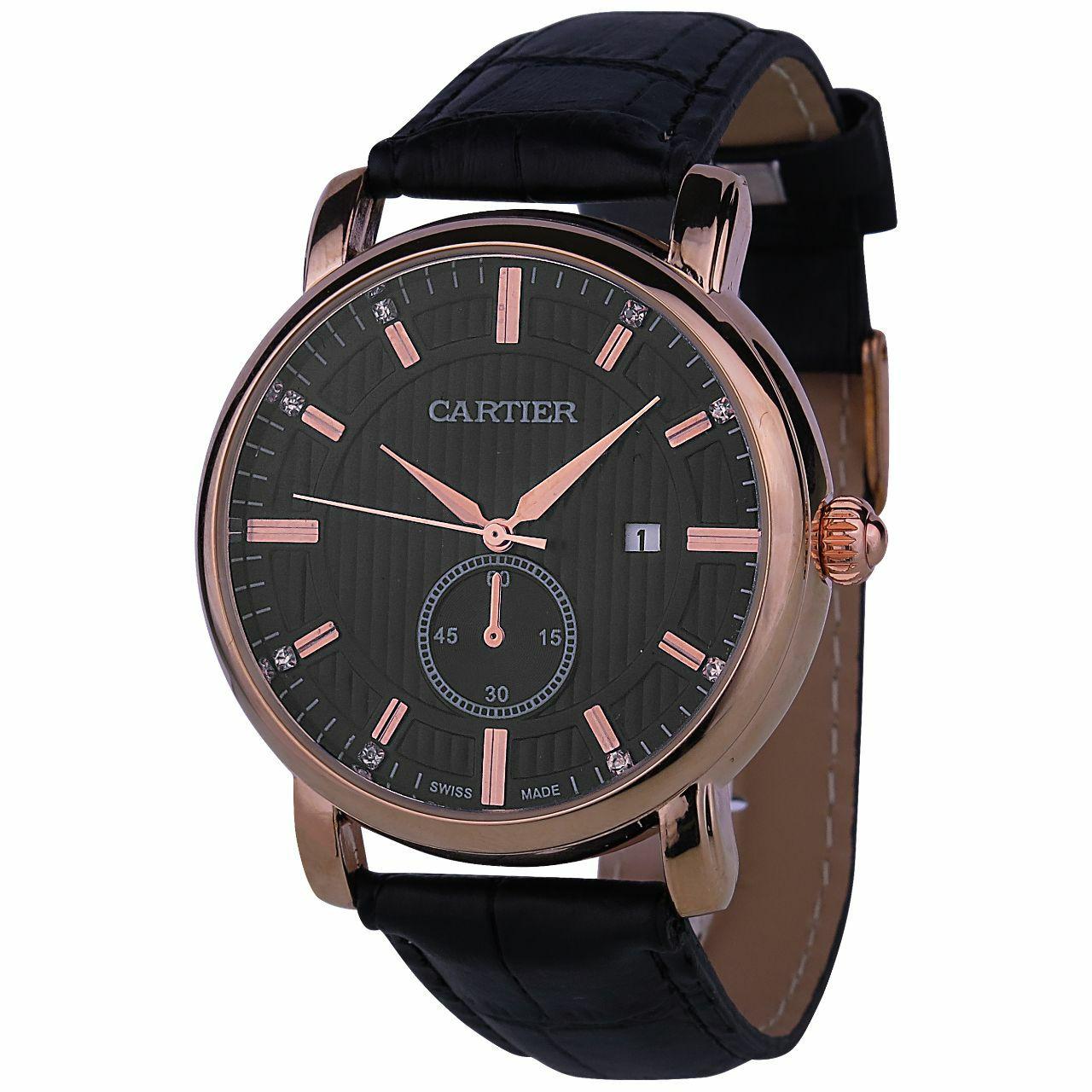 ساعت مچی عقربه ای مردانه مدل C.A.R.T-c214              خرید (⭐️⭐️⭐️)