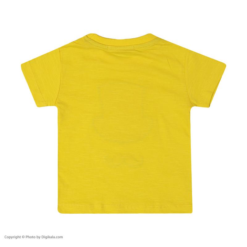 تی شرت پسرانه بی کی مدل 2211112-16