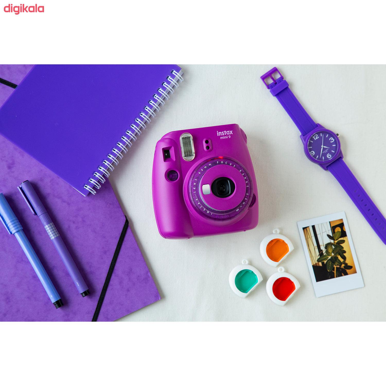 دوربین عکاسی چاپ سریع فوجی فیلم مدل Instax Mini 9 Clear main 1 41