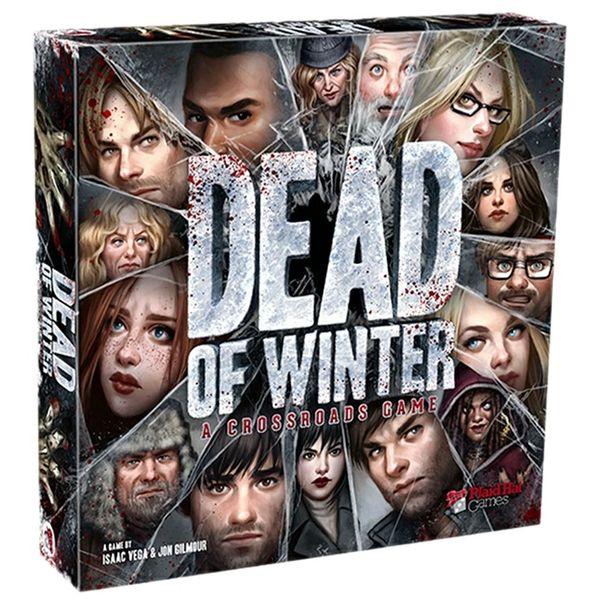 بازی فکری پلید هت گیمز مدل Dead of Winter Cross Road