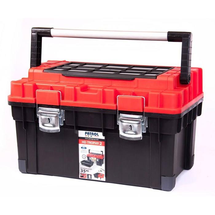 جعبه ابزار پاترول گروپ مدل HD Trophy 2
