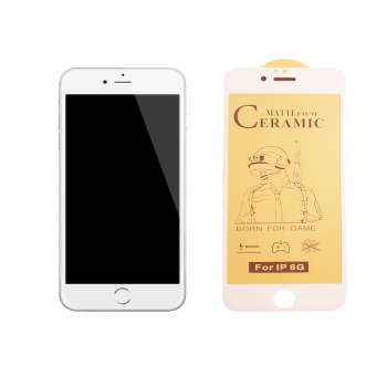محافظ صفحه نمایش سرامیکی مدل FLCRM01to مناسب برای گوشی موبایل  اپل iPhone 6