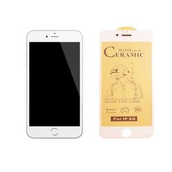 محافظ صفحه نمایش سرامیکی مدل FLCRM01pr مناسب برای گوشی موبایل اپل iPhone 6