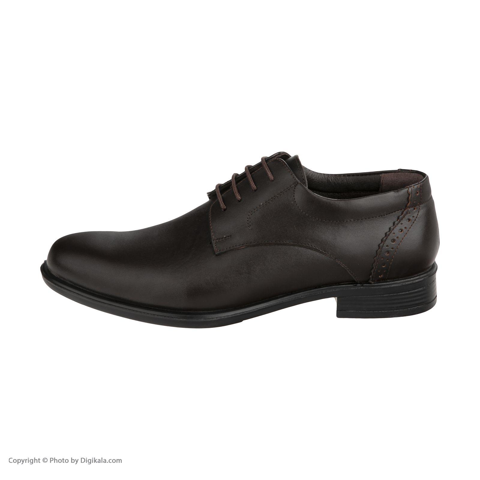 کفش مردانه بلوط مدل 7297A503104 -  - 3