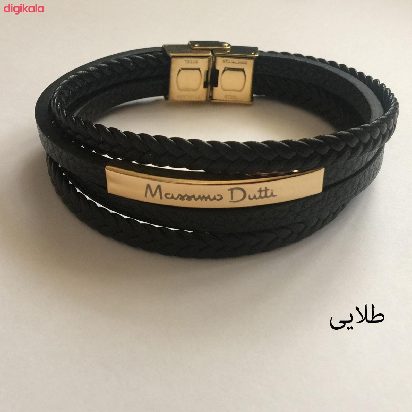 دستبند مردانه مدل M.D268 main 1 1