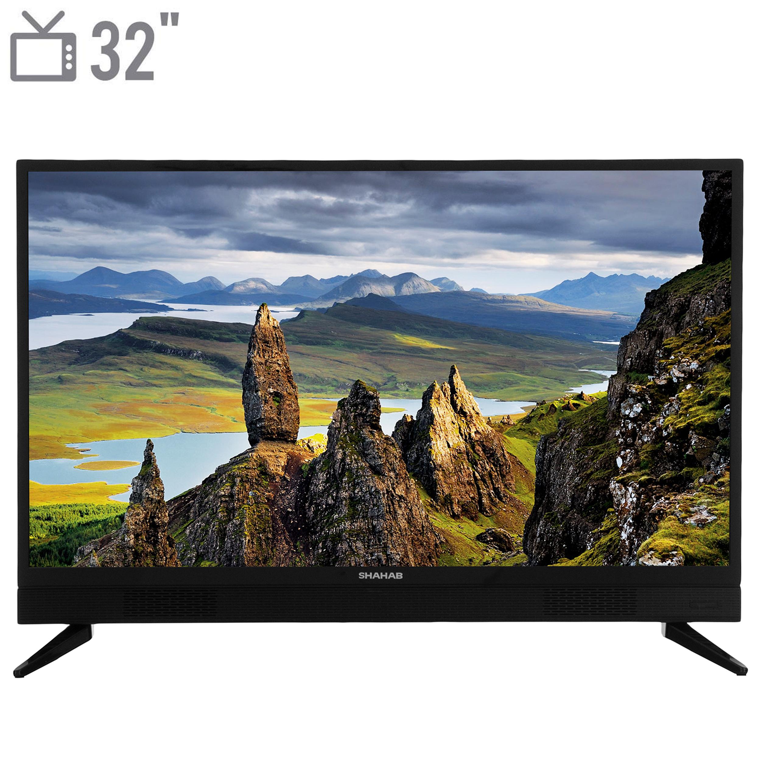 تلویزیون ال ای دی شهاب مدل  LED32SH202N1 سایز 32 اینچ