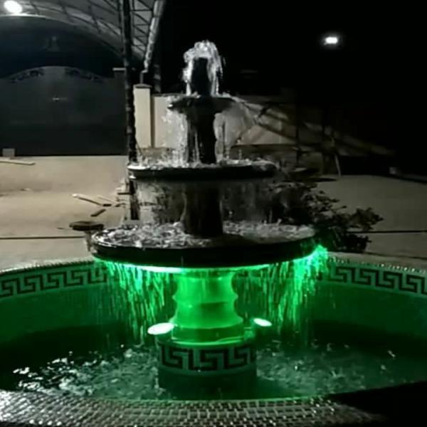 چراغ استخری 6 وات تهران کیت مدل 6REP