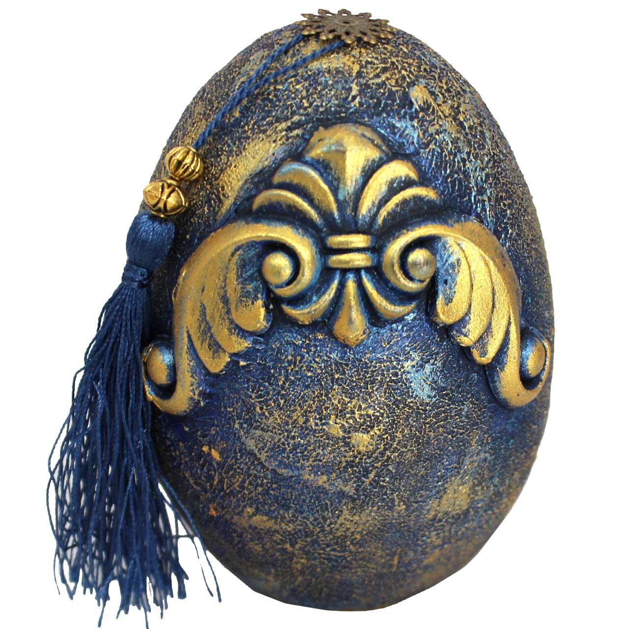 تخم مرغ تزیینی دست نگار کد 08-20