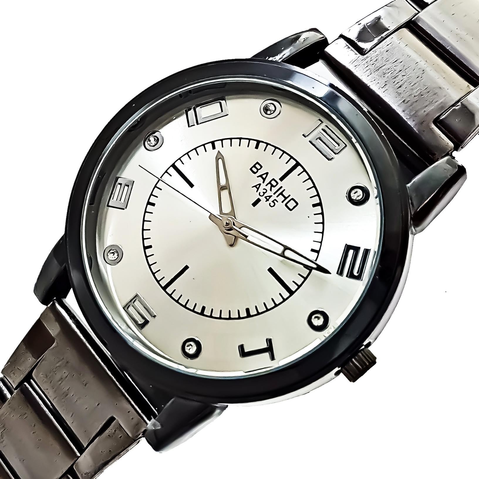 ساعت مچی عقربهای مردانه باریهو مدل VS4358