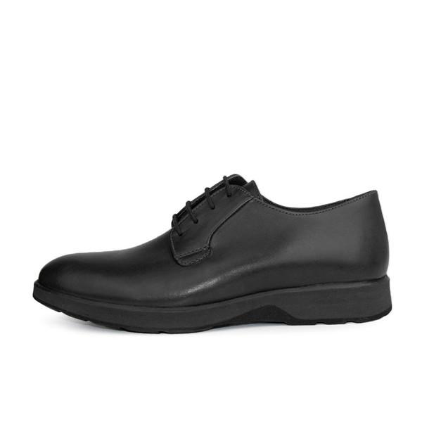 کفش روزمره مردانه چرم کروکو مدل 200100114