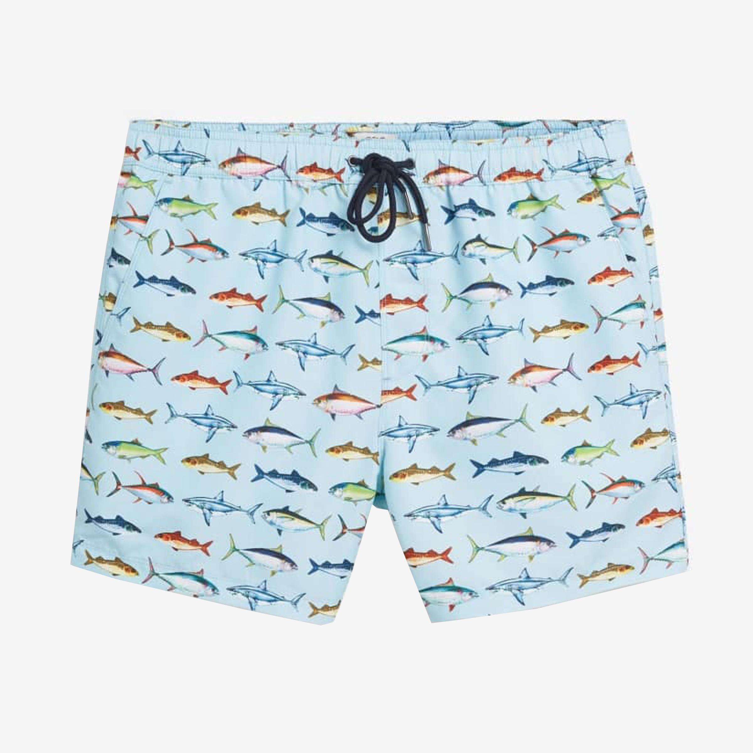 مایو مردانه نکست مدلfish