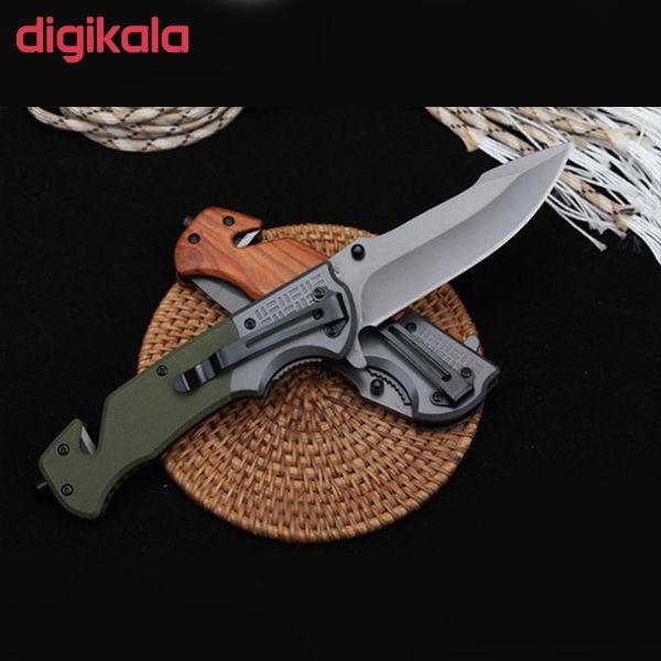 چاقو سفری برونینگ مدل DA308 main 1 6