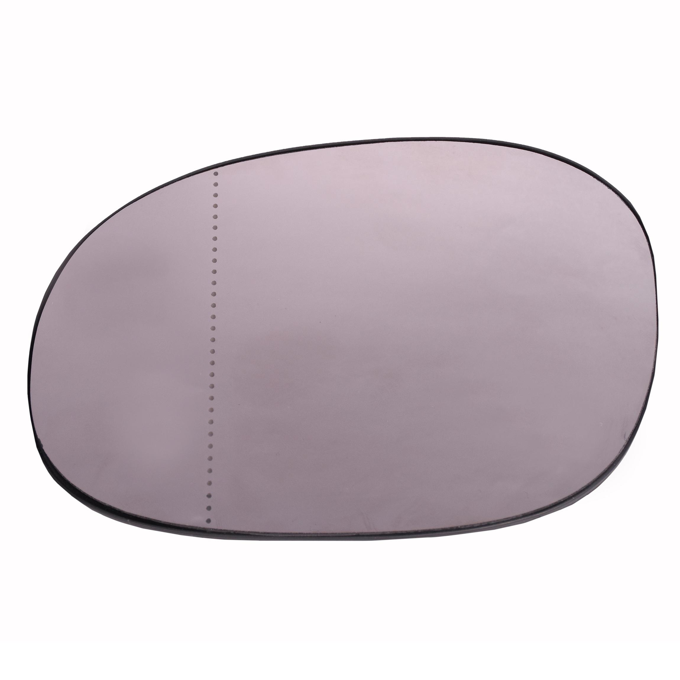 شیشه آینه جانبی چپ خودرو الوند پارت کد 221701 مناسب برای پژو 206