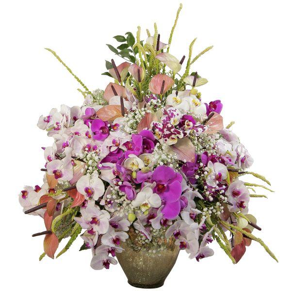 گلدان گل مدل Z110