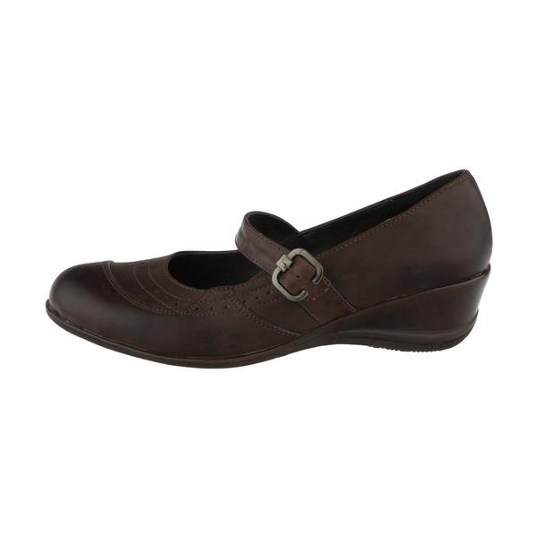 کفش روزمره زنانه ساتین مدل 5m18a500104