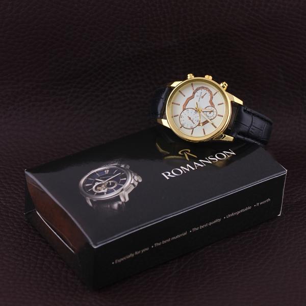 ساعت مچی عقربه ای زنانه و مردانه مدل RO 2250 -ME-SE                     غیر اصل