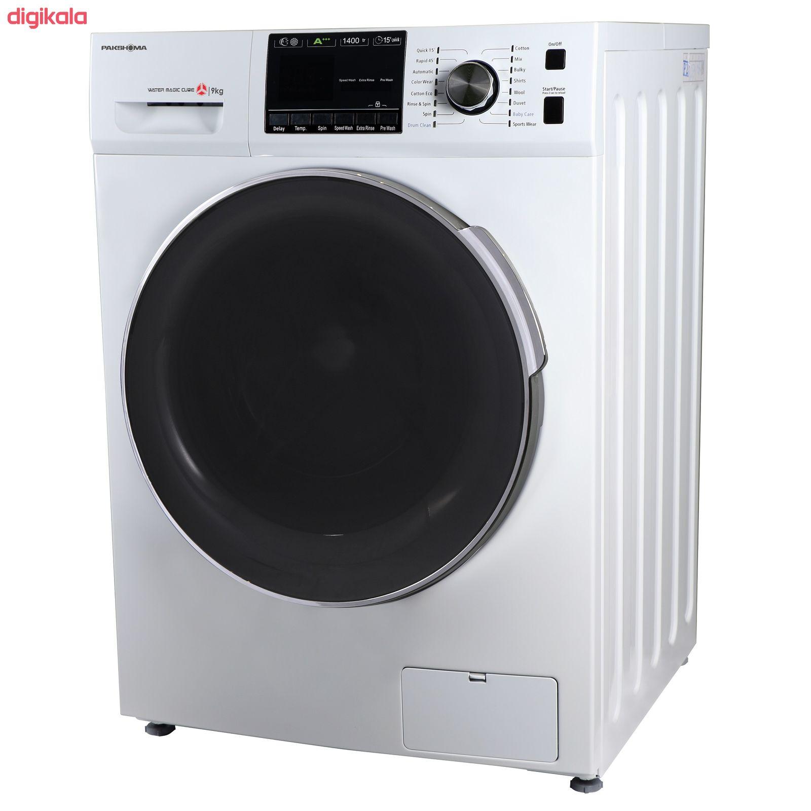 ماشین لباسشویی پاکشوما مدل TFU-94407 ظرفیت 9 کیلوگرم main 1 3