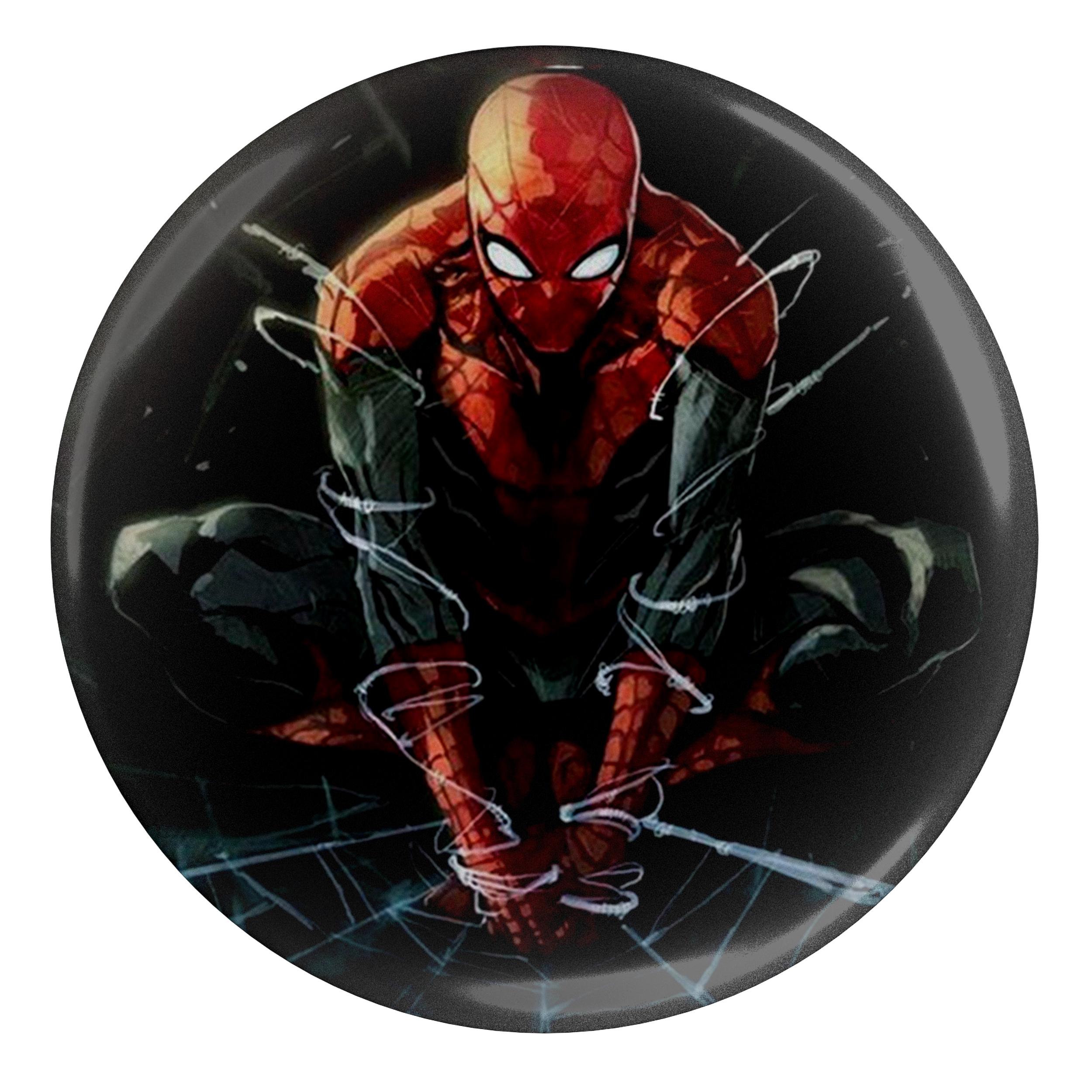 پیکسل طرح مرد عنکبوتی مدل S1574