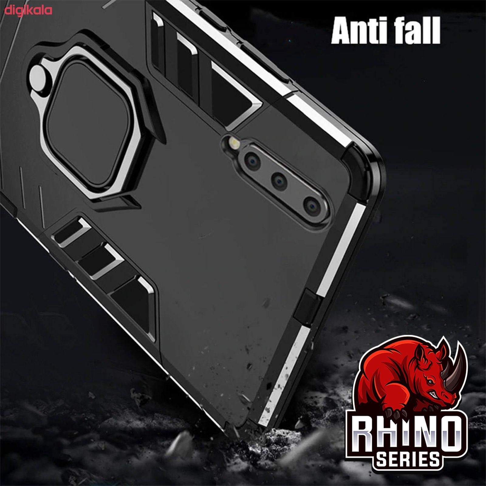 کاور کانواس مدل RHINO SERIES مناسب برای گوشی موبایل سامسونگ Galaxy A50s/A30s/A50 main 1 5