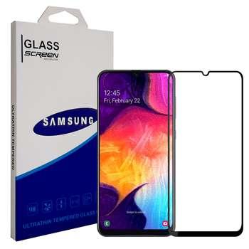 محافظ صفحه نمایش 9D مدل YGA500 مناسب برای گوشی موبایل سامسونگ Galaxy A30 / A50