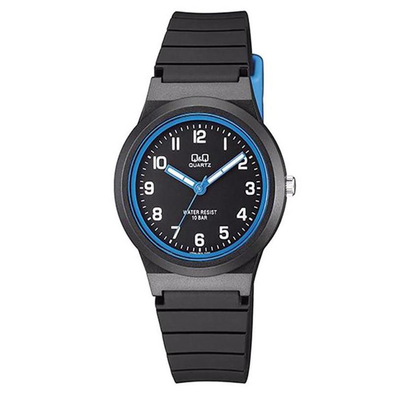 ساعت  مچی عقربه ای پسرانه کیو اند کیو مدل VR94J005Y