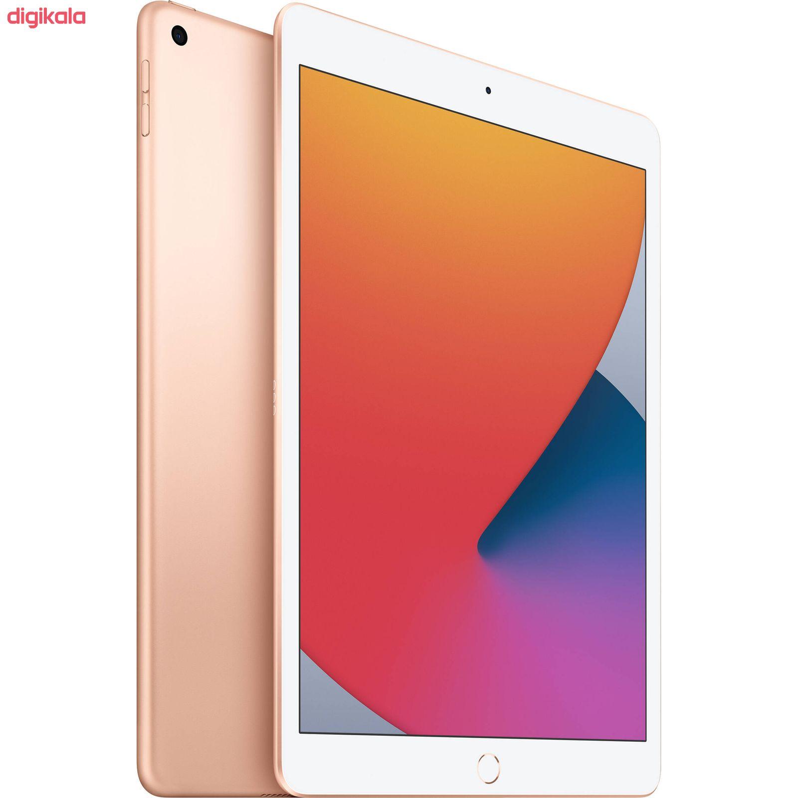 تبلت اپل مدل iPad 10.2 inch 2020 4G/LTE ظرفیت 128 گیگابایت  main 1 4