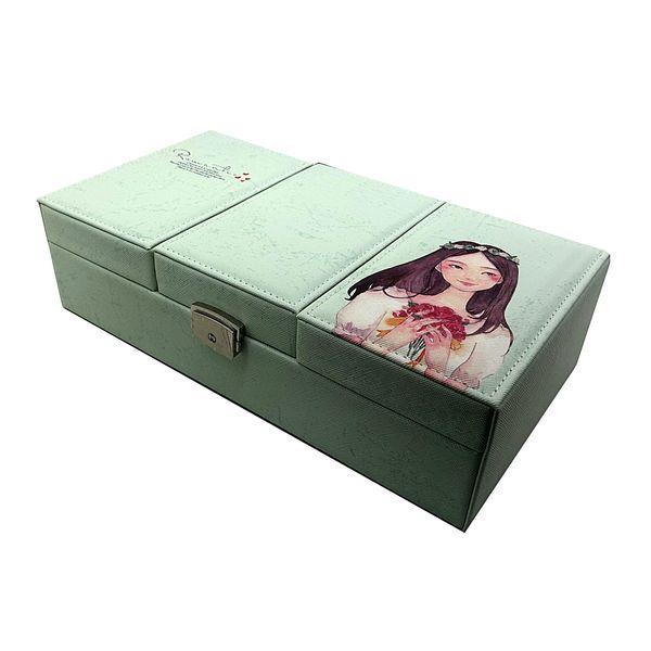 جعبه جواهرات مدل girl کد 1101.14.4