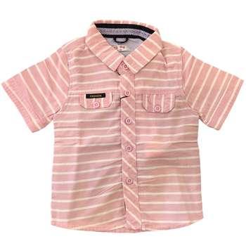 پیراهن پسرانه مدل بازیل کد 520