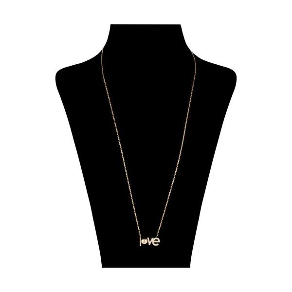 گردنبند طلا 18 عیار زنانه مدیسا مدل N7014