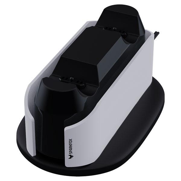 پایه شارژر دسته بازی اسپارک فاکس مدل W20P504-01 مناسب PS5