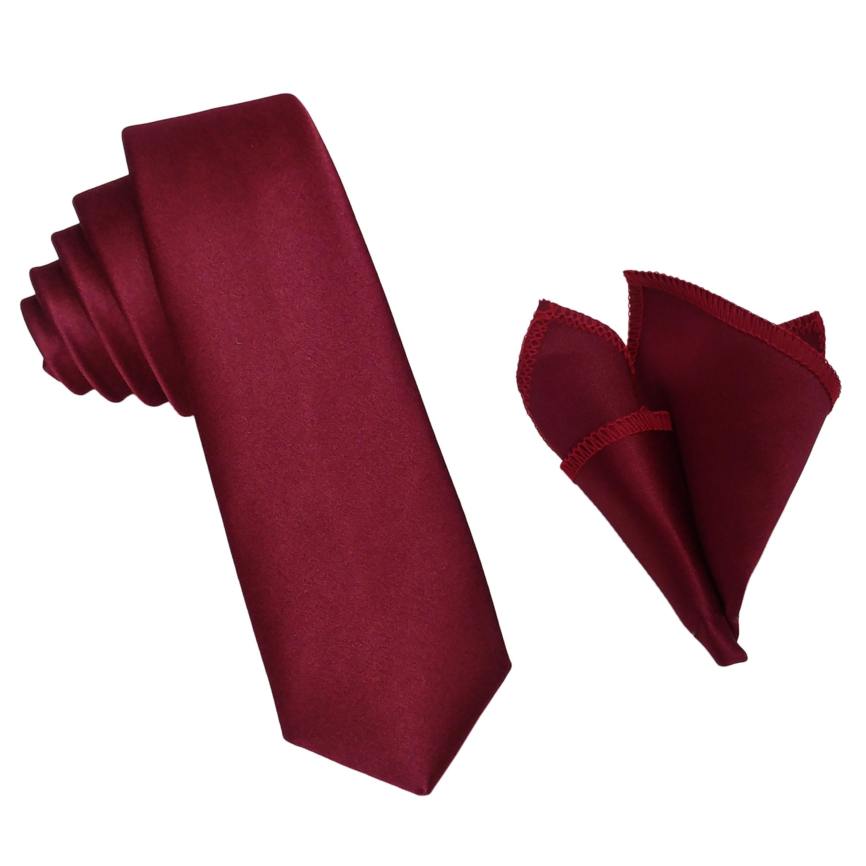 ست کراوات و دستمال جیب مردانه کد Z