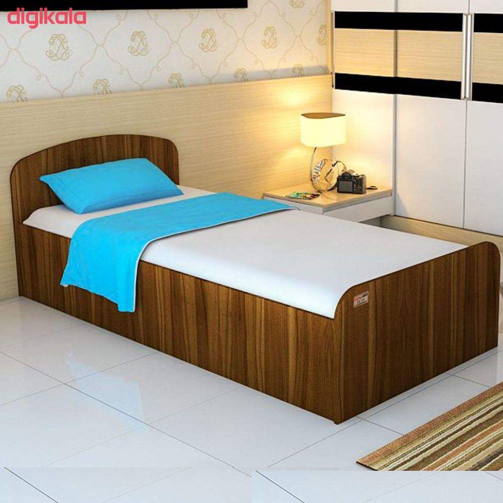 تخت خواب یک نفره مدل 2000 سایز 90×200 سانتی متر  main 1 1