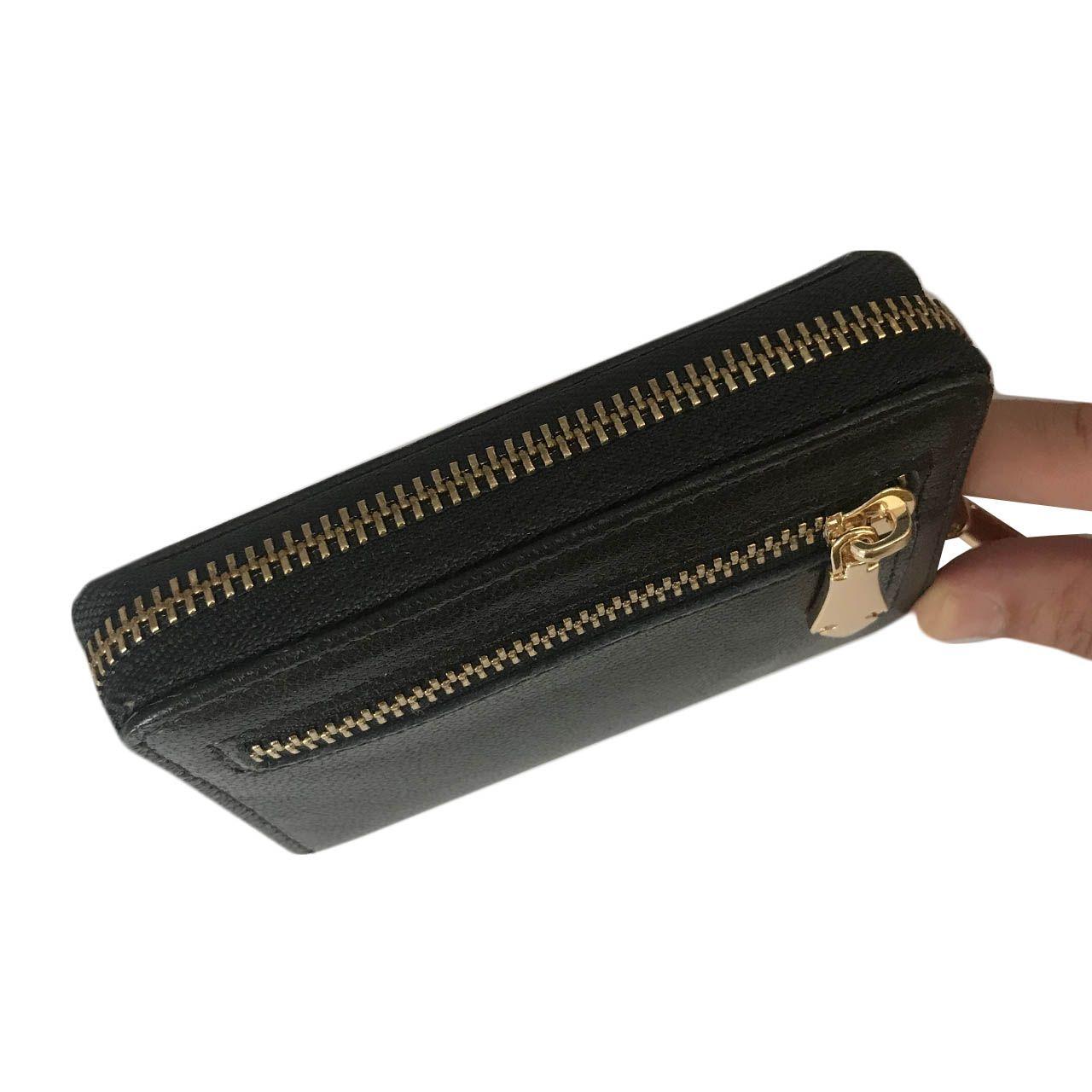 کیف پول زنانه رایا چرم مدل Sare -  - 3