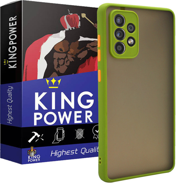 کاور کینگ پاور مدل M22 مناسب برای گوشی موبایل سامسونگ Galaxy A52