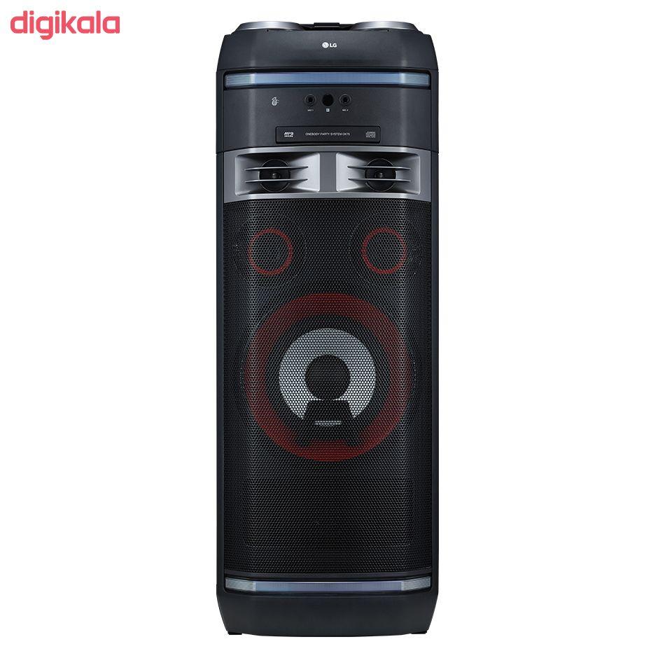 سیستم صوتی ال جی مدل OK75 main 1 12