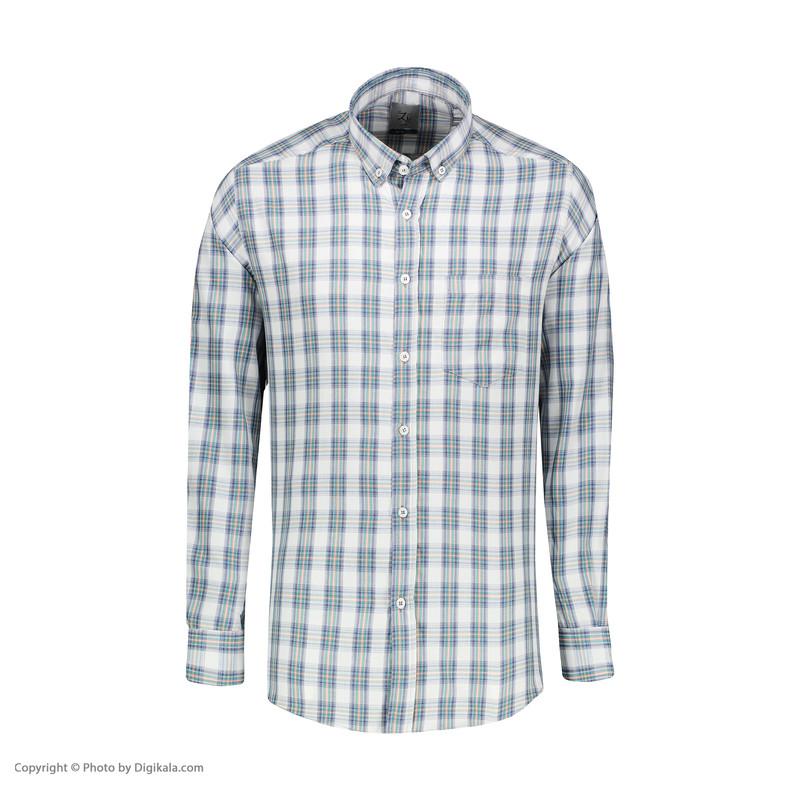 پیراهن آستین بلند مردانه زی مدل 1531335MC