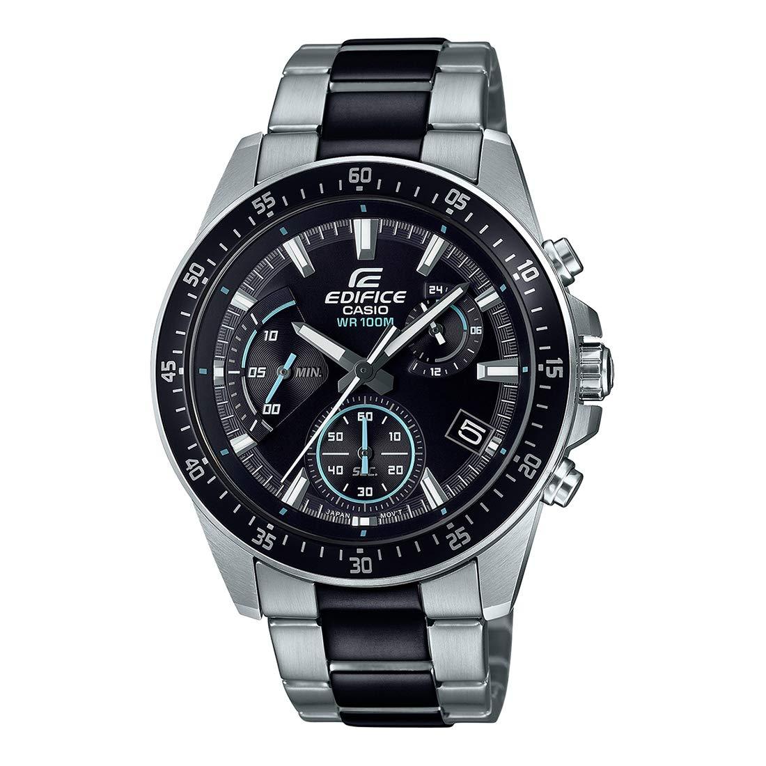 ساعت مچی عقربه ای مردانه کاسیو کد EFV-540SBK-1A              خرید (⭐️⭐️⭐️)