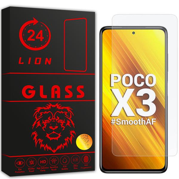 محافظ صفحه نمایش لاین مدل RB007 مناسب برای گوشی موبایل شیائومی Poco X3