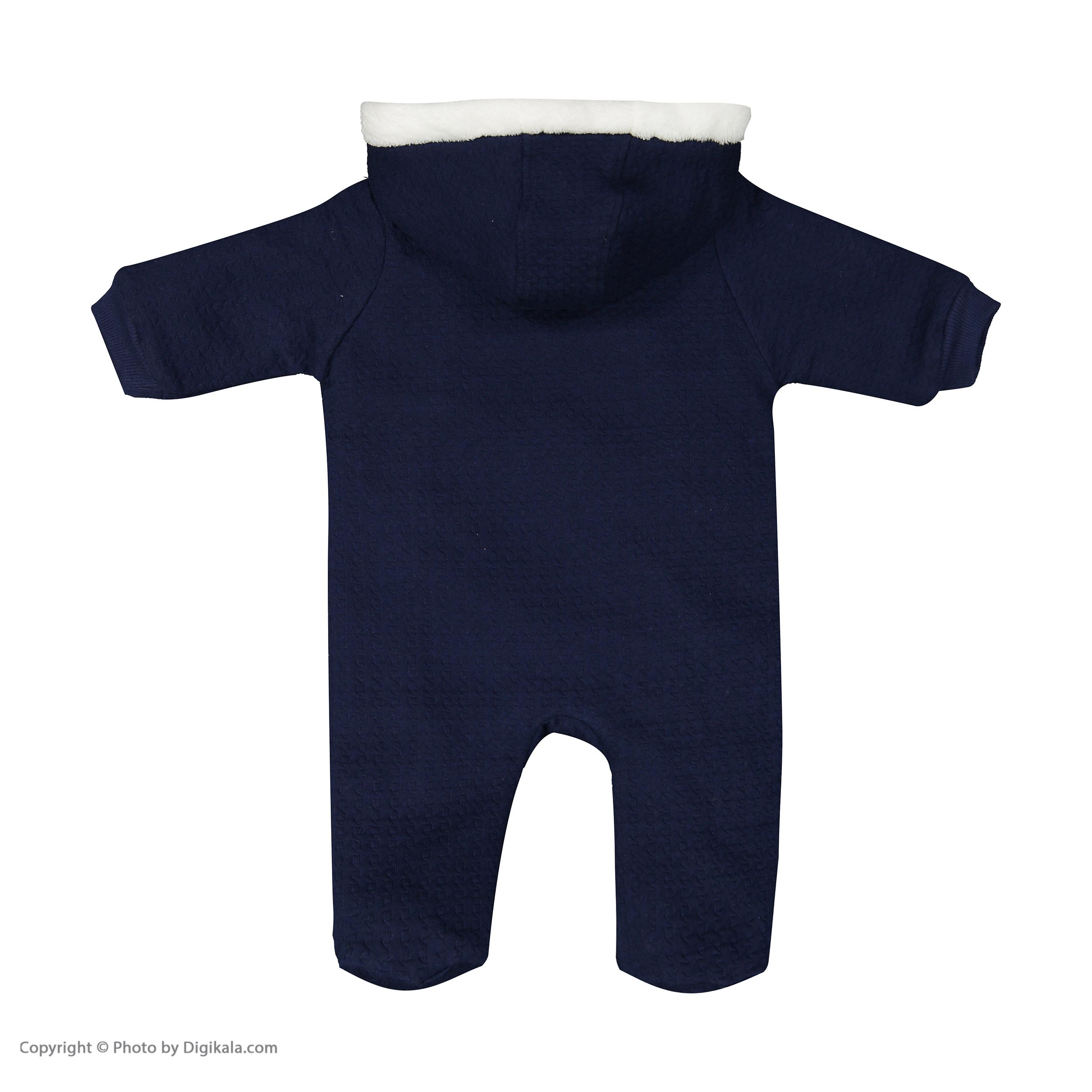سرهمی نوزادی پسرانه فیورلا مدل 20521