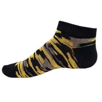 جوراب مردانه پالوته مدل چریکی PMCH-YY