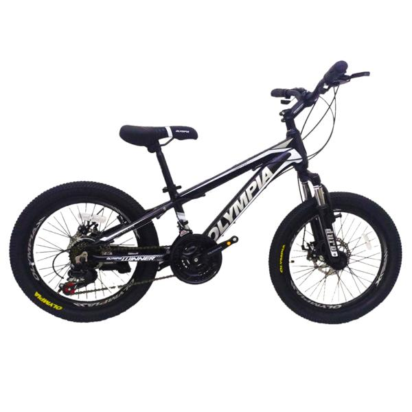 دوچرخه کوهستان المپیا مدل WINNER.DISC سایز 20