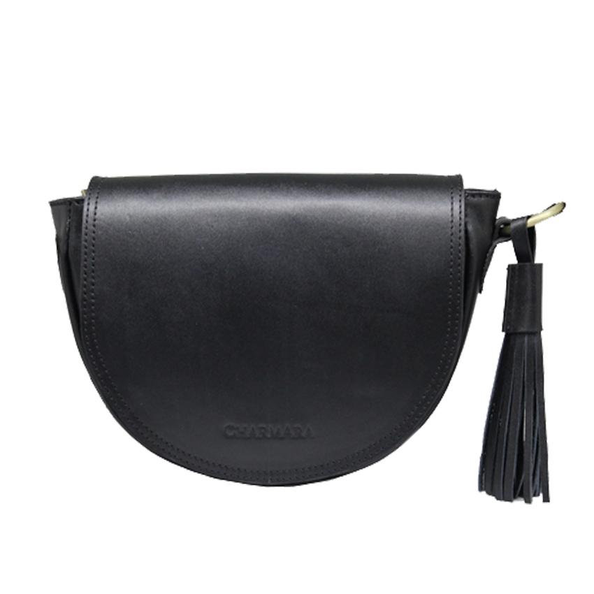 خرید                      کیف دوشی زنانه چرم آرا مدل d064