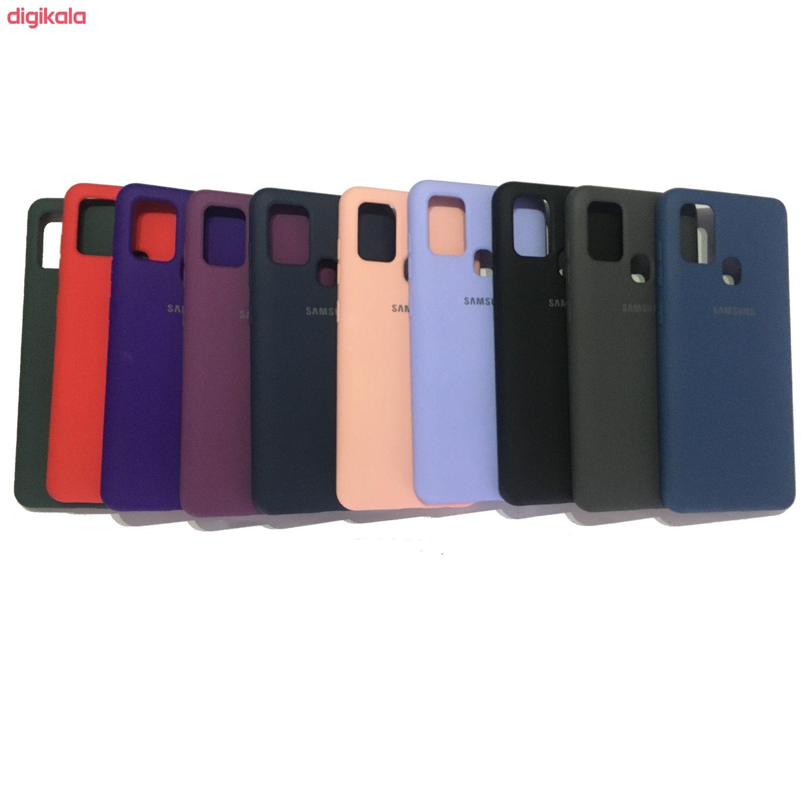 کاور مدل Sil-0021s مناسب برای گوشی موبایل سامسونگ Galaxy A21s main 1 11