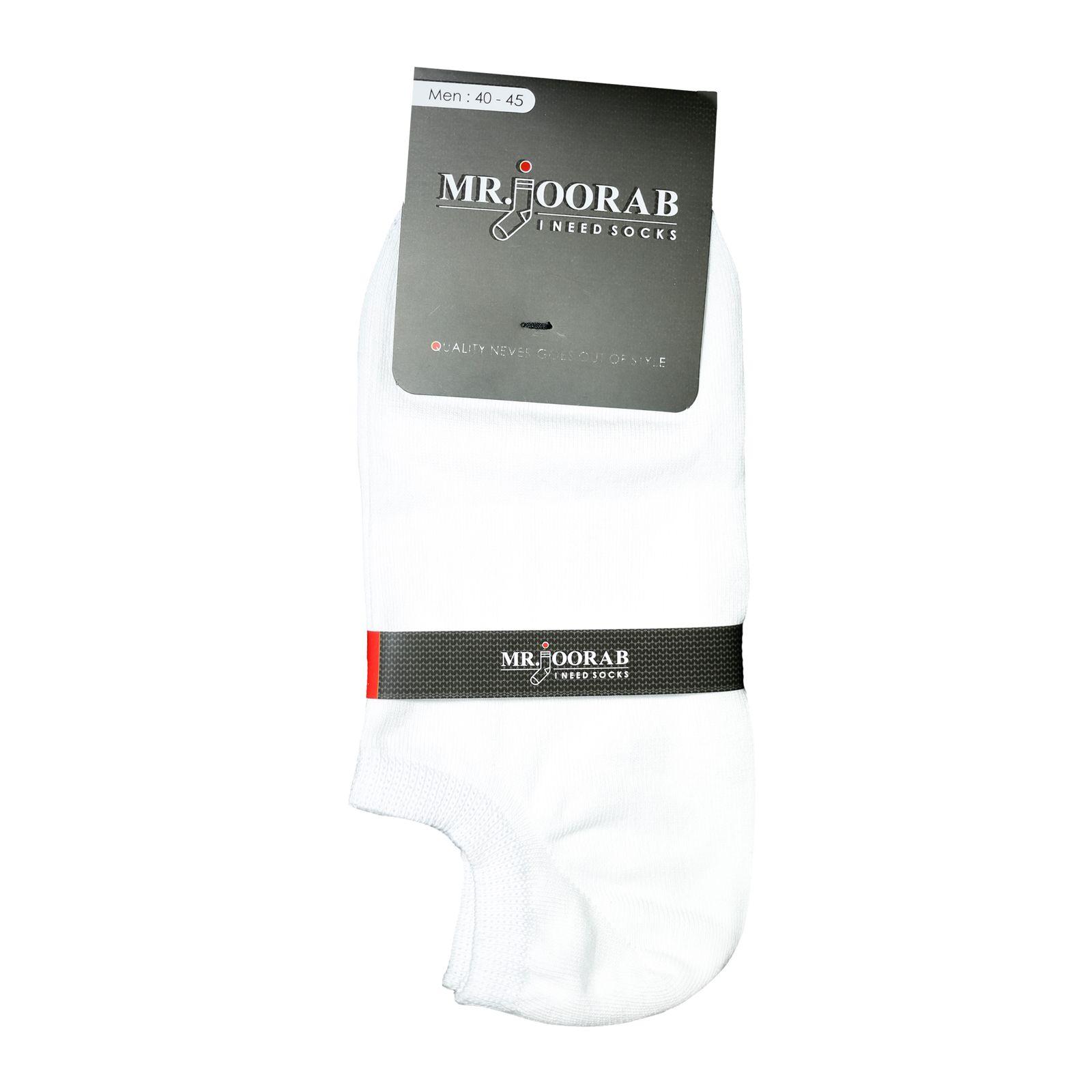 جوراب مردانه مستر جوراب کد BL-MRM 114 مجموعه 6 عددی -  - 3